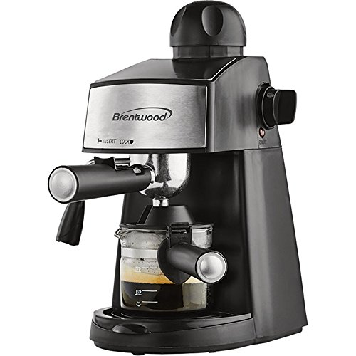 Brentwood GA 125 Espresso Cappuccino Maker product image