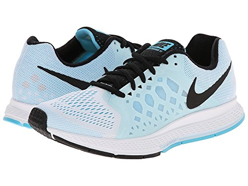 Nike Wmns Air Zoom Pegasus 31 - Zapatillas para mujer WHITE/BLACK-CLEARWAT