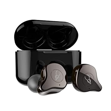Mini Auriculares Inalámbricos Bluetooth 5.0 con micrófono ...