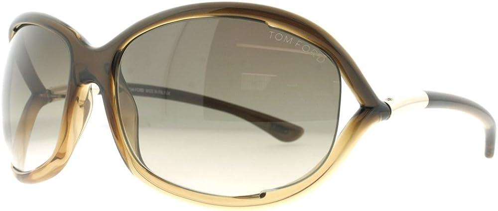 Tom Ford mixte adulte Lunettes de Soleil Whitney FT0009