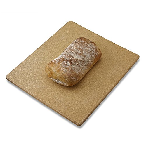 Old Stone Oven Rectangular Pizza Stone, 14.5-Inch x 16.5-Inch (Pack of 2) by Old Stone Oven (Image #3)