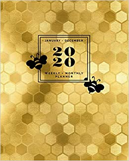 January Games With Gold 2020.January December 2020 Weekly Monthly Planner Golden