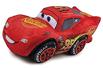 GRANDI GIOCHI CARS 3 - PELUCHE SAETTA MCQUEE: Amazon.co.uk: Toys