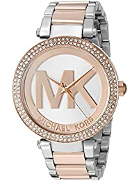 Women's Parker Two-Tone Watch MK6314