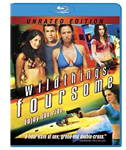 Wild Things: Foursome (Unrated Edition) [Blu-ray]