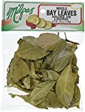 MILPAS Bay Leaves Whole, 0.625 Ounce (Pack of 12)