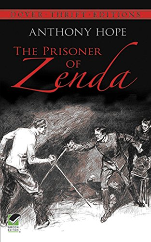 The Prisoner of Zenda (Dover Thrift Editions)