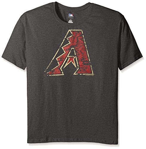 - Profile Big & Tall MLB Arizona Diamondbacks Women's Team Short Sleeved Screen T-Shirt, 1X, Charcoal/Heather