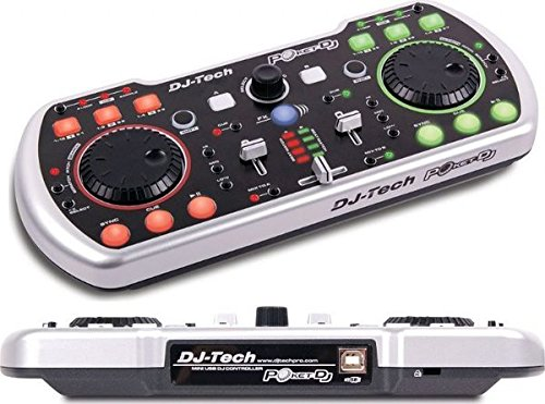 DJTECH POKETDJ DJ Mixer