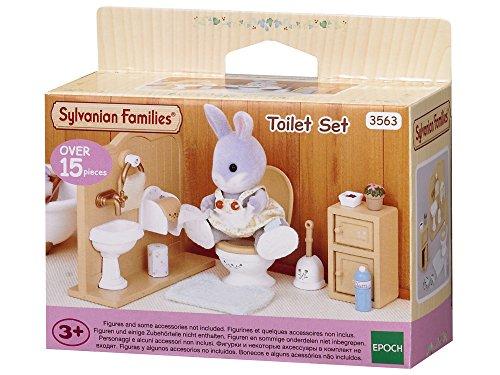 Sylvanian Families 3563 - Toiletten-Set