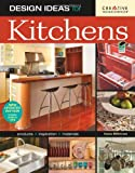 img - for Design Ideas for Kitchens (2nd edition) (Home Decorating) book / textbook / text book