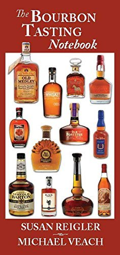 The Bourbon Tasting Notebook by Susan Reigler (August 24,2015)