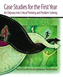 Case Studies for the First Year : An Odyssey into Critical Thinking and Problem Solving Value Package (includes Student Reflection Journal (Lab Manual), Sherfield and Sherfield, Robert M., 0136088198