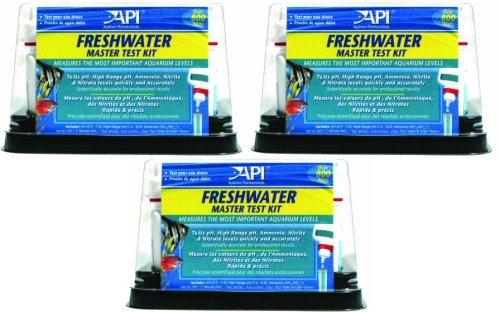 API Freshwater Master Test Kit 3ct (3 x 1ct)