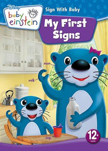 Baby Einstein: My First Signs from Buena Vista Home Video