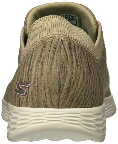 Skechers Define passion Taupe Mujer Zapatillas You Sin Cordones Para wwBzHqr
