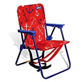 Copa Beach Anchor Print Child Beach Chair