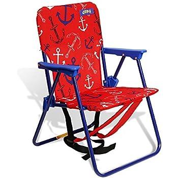 Copa Beach Anchor Print Child Beach Chair