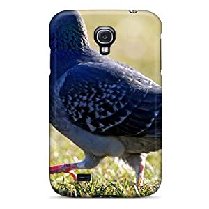 New Cute Funny Animals Dove Case Cover/ Galaxy S4 Case Cover by lolosakes