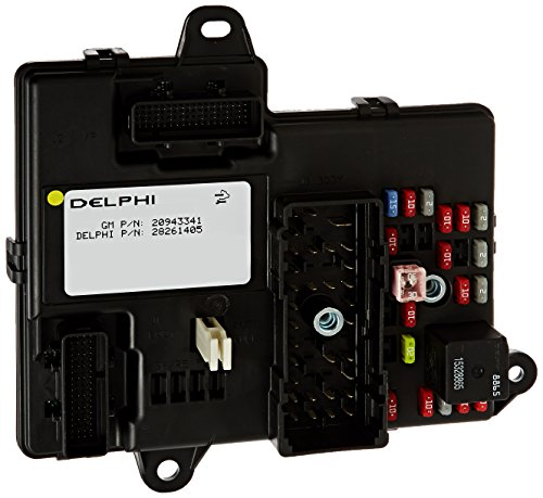 - ACDelco 20943341 GM Original Equipment Body Control Module