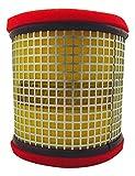 Outlaw Racing Super Seal Air Filter Made In USA Polaris 300 2x4 4x4, 400L 2x4 4x4, Big Boss 250 4x6 300 6x6 350L 6x6 400L 6X6, Scrambler 400 4x4, Sport 400L, Sportsman 400 4x4, Trail Blazer 250, Trail Boss 250 2x4 4x4 250R/ES 350L 2x4 350L 4X4, Xplorer 30