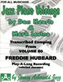 Jazz Piano Voicings - Transcribed From Volume 60 'Freddie Hubbard'
