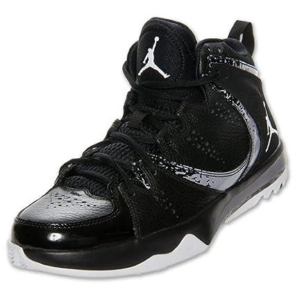 huge selection of b6be6 232e1 Amazon.com   NIKE Men s Jordan Phase 23 II Basketball Shoes,  Black White Cement Grey   Everything Else