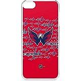 NHL Washington Capitals iPod Touch 6th Gen LeNu Case - Washington Capitals Blast Lenu Case For Your iPod Touch 6th Gen