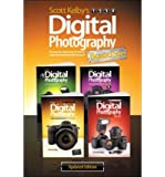 [ SCOTT KELBY'S DIGITAL PHOTOGRAPHY BOXED SET, PARTS 1, 2, 3, AND 4, UPDATED EDITION ] By Kelby, Scott ( Author) 2013 [ Hardcover ]