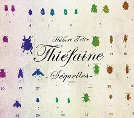 thiefaine sequelles