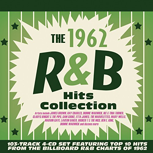 1962 R&b Hits Collection (Cd Acrobat)