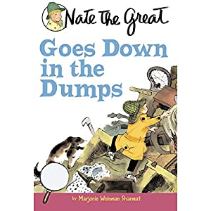 Nate the Great Goes Down in the Dumps Audiobook