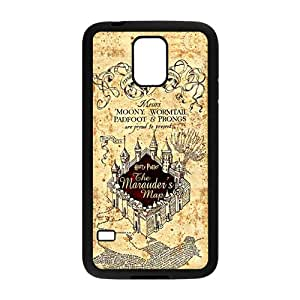 BYEB Harry Potter map Phone Case for Samsung Galaxy S5