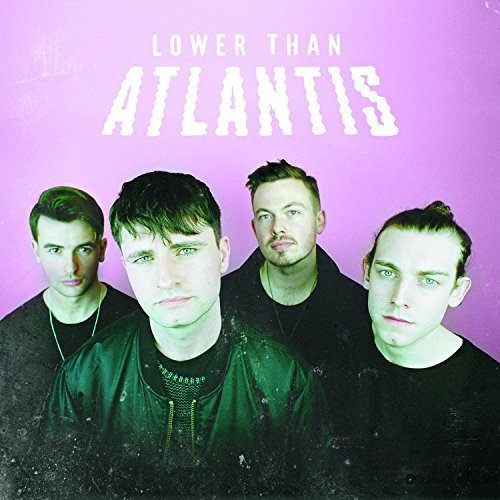 Lower Than Atlantis: Deluxe Red Atlantis Art