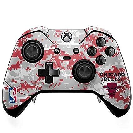 amazon com skinit chicago bulls digi camo xbox one elite controller rh amazon  com Xbox One S Xbox One Controller Skins da55ec73e