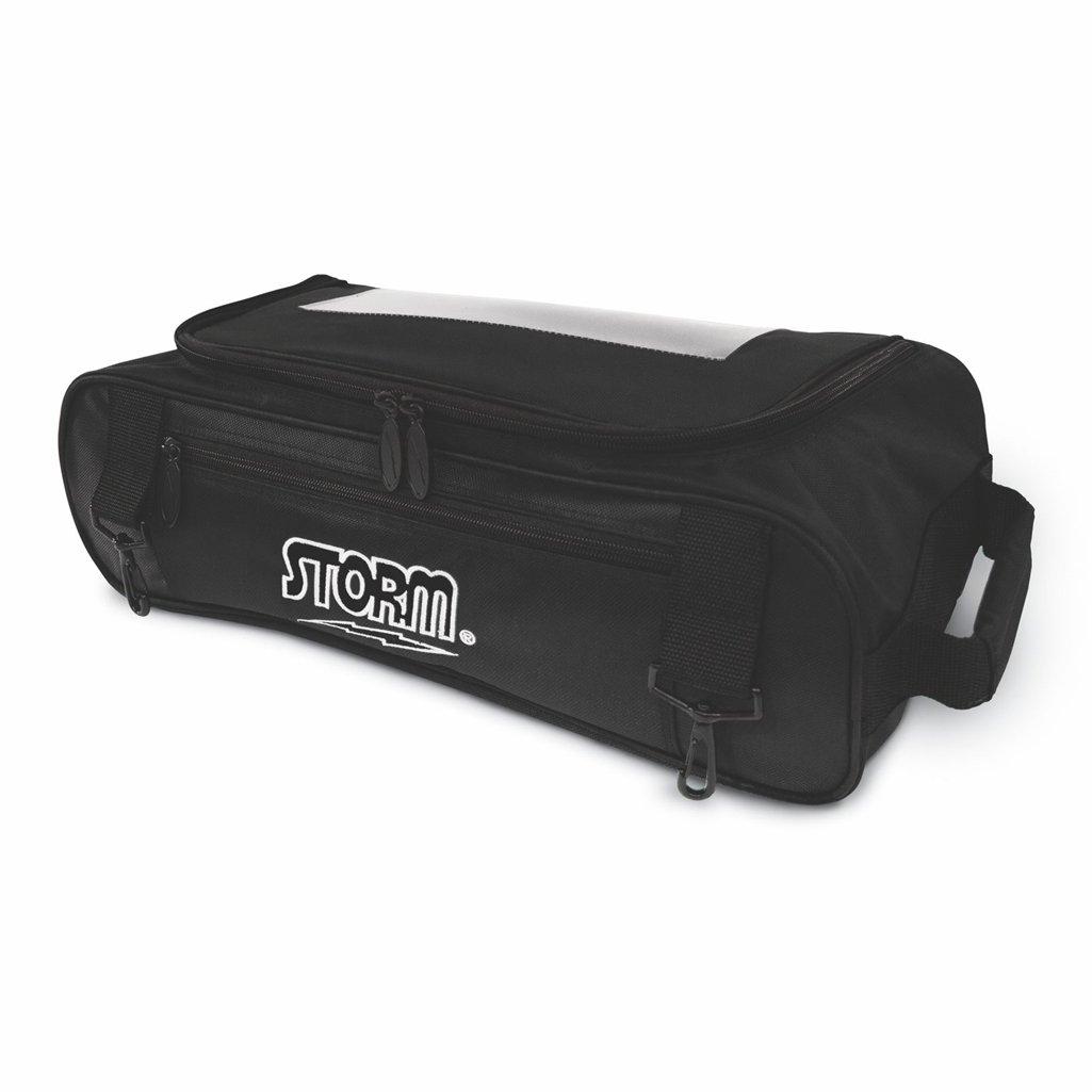 Black Storm Shoe Bag for Storm Tournament Tote Roller Bag