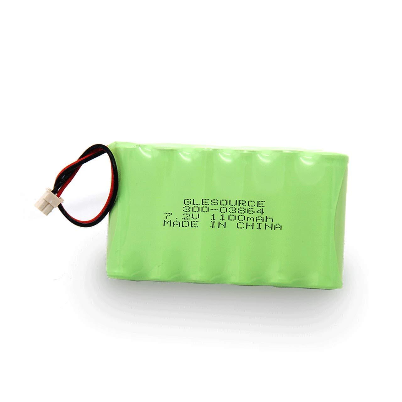 GLESOURCE 300-03864-1 1100mAh Backup Battery for ADT ADI Ademco Lynx WALYNX-RCHB-SC Honeywell Lynx Touch K5109, L3000, L5000, L5100 by GLESOURCE