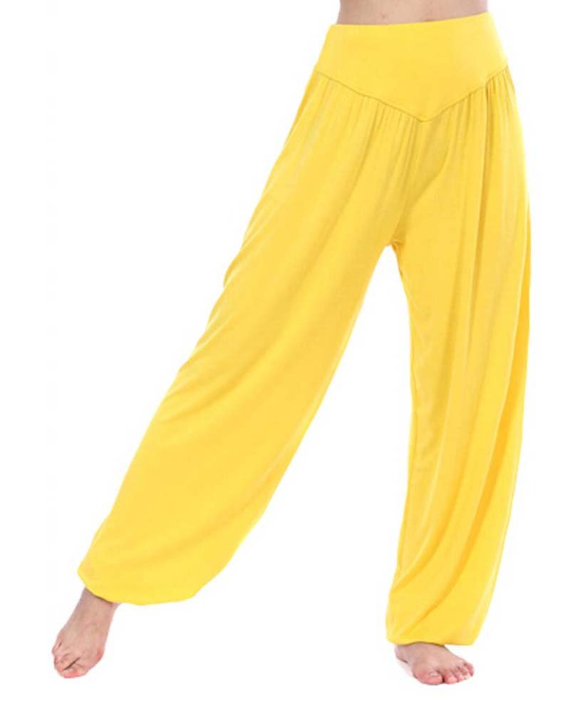 Yoga Clothes Yoga Pants Dance Clothing For Yoga Girl Yoga Pants Women Yoga Pants PANDA SUPERSTORE PS-SPO2371152011-JUSTIN00083