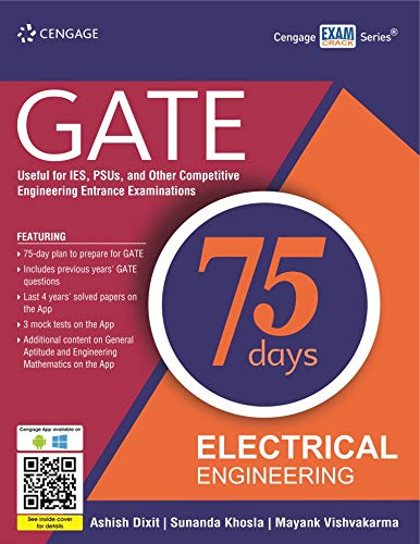 Buy Gate in 75 Days-Electrical Engineering Book Online at ...  Year Plan Electrical Engineering on