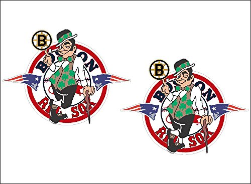 - BOSTON Fan Sport Flag Logo 5