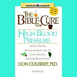 The Bible Cure for High Blood Pressure