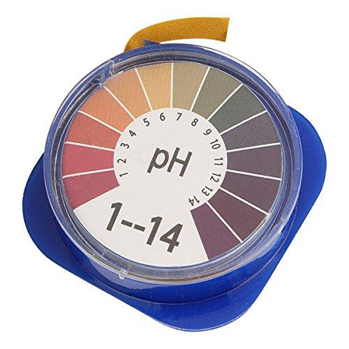 ph 테스트 종이 -ph 스트립 -ph 테스트 액체 -5m pH 알칼리성 산성..
