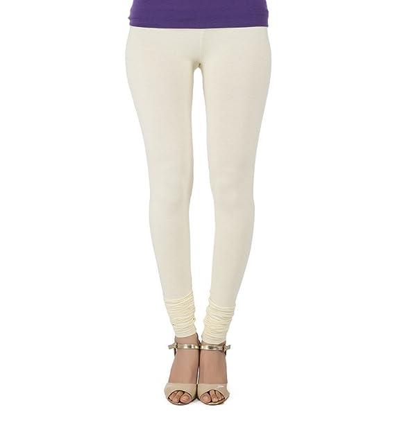 9454947f888f85 Legrisa Fashion Women's Off White Churidar Leggings in XL, XXL & XXXL:  Amazon.in: Clothing & Accessories
