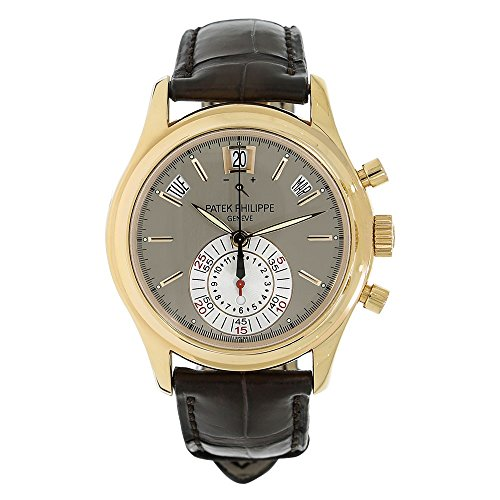 Patek Philippe Complications automatic-self-wind male Watch 5960R-001 (Certified Pre-owned)