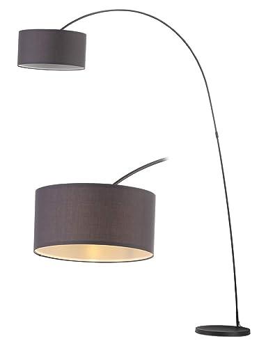 Modernluci Stehlampe Modern Bogenlampe für das Wohnzimmer ...