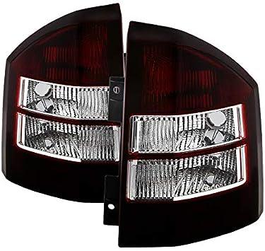 Passenger side WITH install kit -Chrome 100W Halogen 2006 Toyota 4RUNNER Post mount spotlight 6 inch