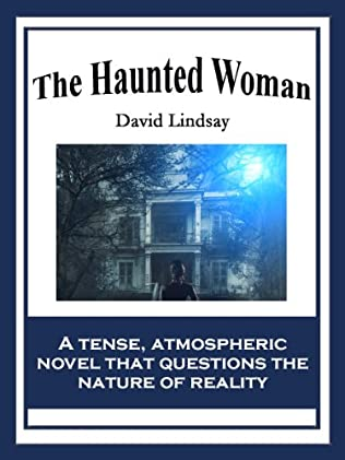 book cover of The Haunted Woman
