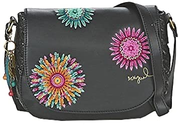 659da3476b Sac besace Desigual Bols Varsovia Far West: Amazon.fr: Bagages