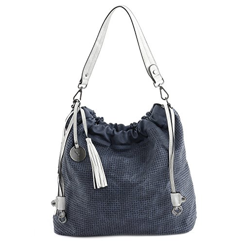 Suri Frey Mujer bolsa de hombro 11043 Izzy Hobo Bag azul