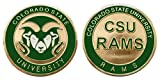 Colorado State University Rams Challenge Coin